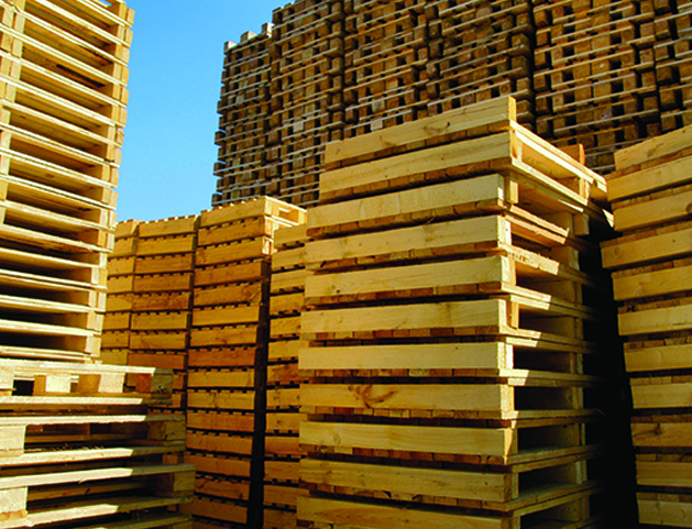 Wood Pallet Association Members' Products Earn the USDA Certified Biobased Product Label