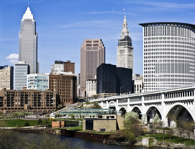 Cleveland, Ohio Invests in Biobased Products